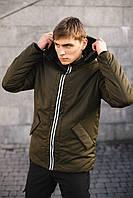 Чоловіча демісезонна куртка Intruder Spart хакі