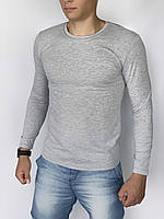Лонгслив мужской Intruder Brand 'Pulse' серый