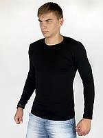 Лонгслив мужской Intruder Brand 'Pulse' серый черный