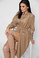 Carica Платье-рубашка Carica KP-10355-10