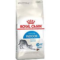 -25% АКЦІЯ Корм Роял Канін Індор Royal Canin Indoor для домашніх котів 10 кг