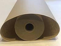 Крафт бумага упаковочная тонкая рулон 60см*100 метров, пл.40 г/м2, Украина