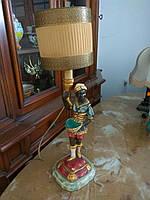 Настольная лампа  .