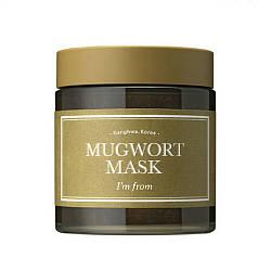 Заспокійлива маска з полином i'm From Mugwort Mask 110g