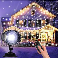 """Лазерний проектор вуличний водостійкий """"Сніг"""" AL-40"""