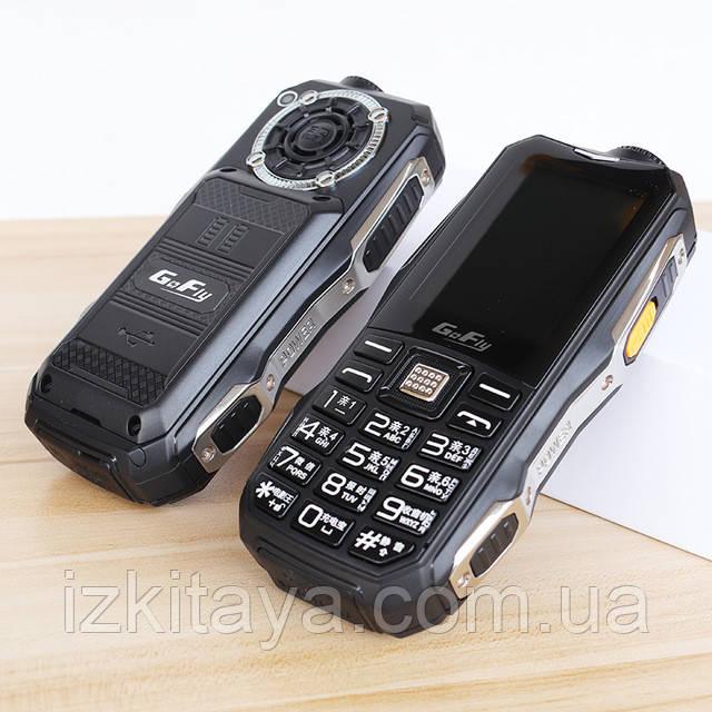 "Мобильный телефон H-Mobile 6800 (GoFly 6800) black-silver 2,4"" батарея 6800 mAh"