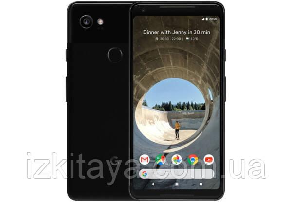 Смартфон Google Pixel 2 XL 64Gb black + стартовий пакет Sweet TV у подарунок
