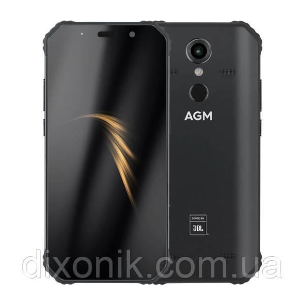 Смартфон AGM A9 4/32Gb black