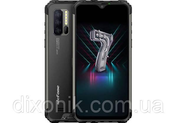Смартфон UleFone Armor 7 black IP69K 8/128 Гб NFC