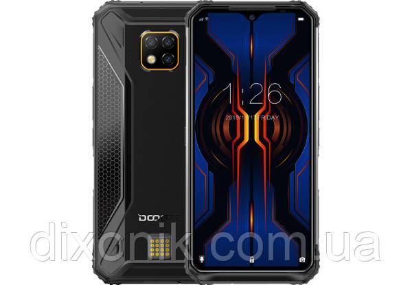 """Смартфон Doogee S95 Pro black 8/128 Гб огромный экран 6,3"""""""