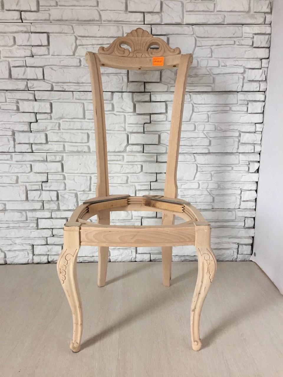 Стул деревянный из Италии. Цена указана за сам каркас.