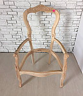 Итальянское кресло. Новая рама. Цена  За 1 шт.  Pr104