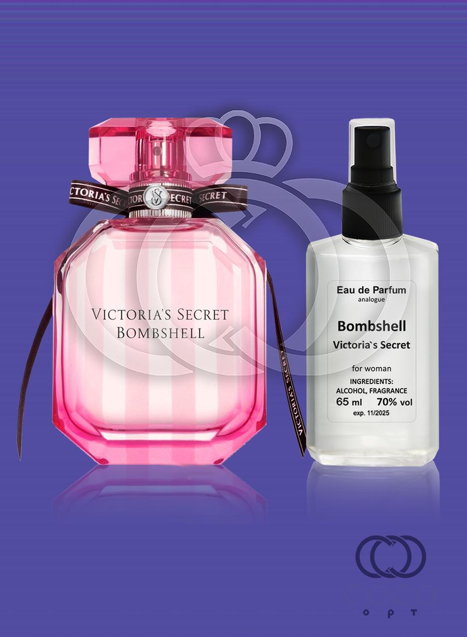 Парфюм аналог Victoria`s Secret Bombshel 65 Ml