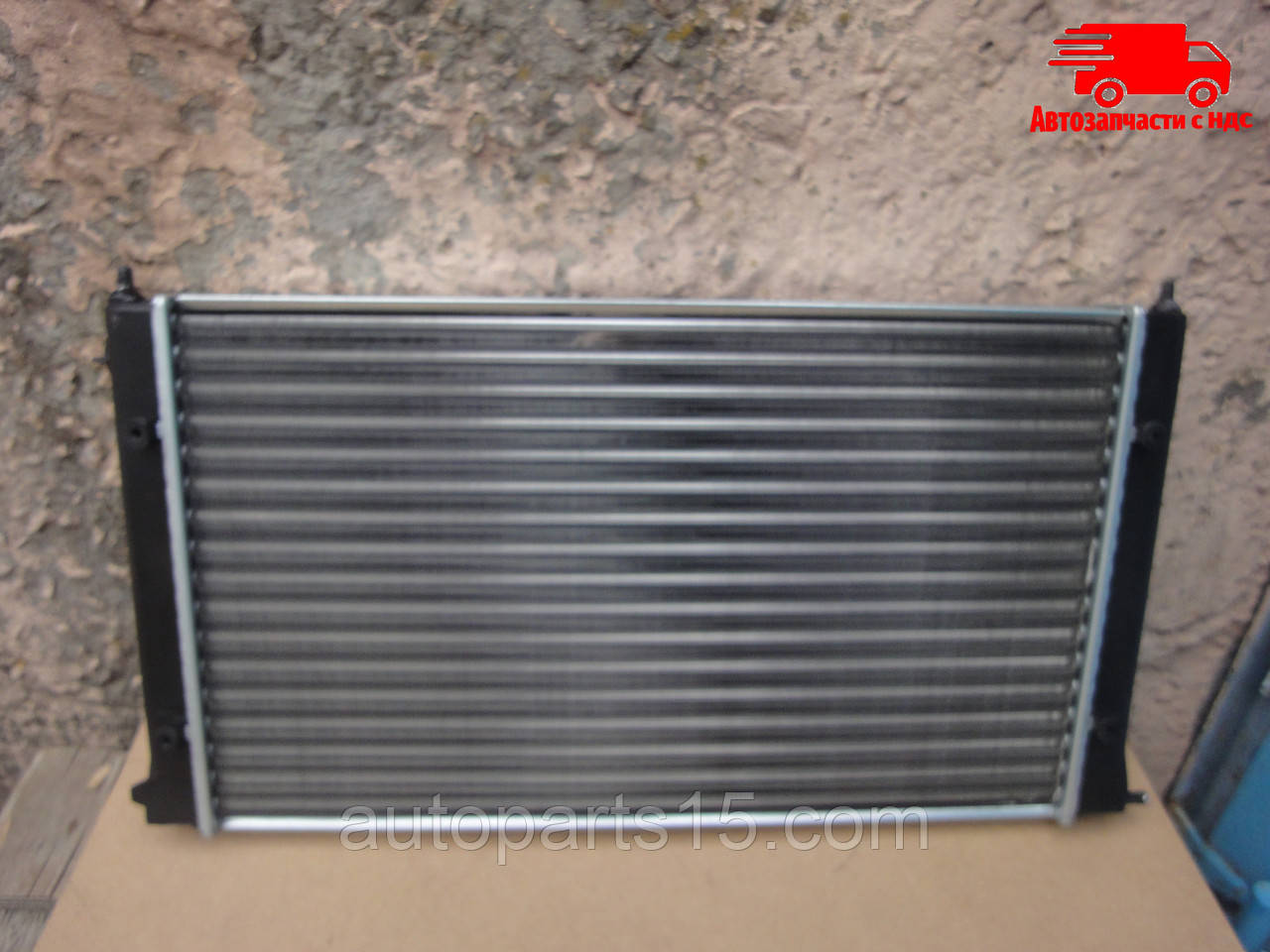 Радиатор охлаждения  VOLKSWAGEN   GOLF II/JETTA 84-91 (TEMPEST) . TP.15.65.1511 . Ціна з ПДВ.
