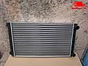Радиатор охлаждения  VOLKSWAGEN   GOLF II/JETTA 84-91 (TEMPEST) . TP.15.65.1511 . Ціна з ПДВ., фото 3