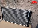 Радиатор охлаждения  VOLKSWAGEN   GOLF II/JETTA 84-91 (TEMPEST) . TP.15.65.1511 . Ціна з ПДВ., фото 4