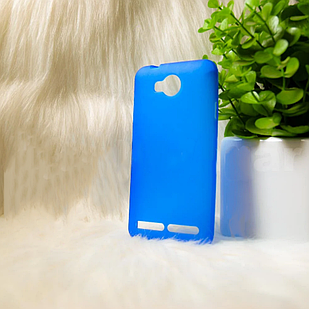 Чехол Huawei Y3 2 синий