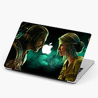 Чехол пластиковый для Apple MacBook Pro / Air Ведьмак (The Witcher) макбук про case hard cover