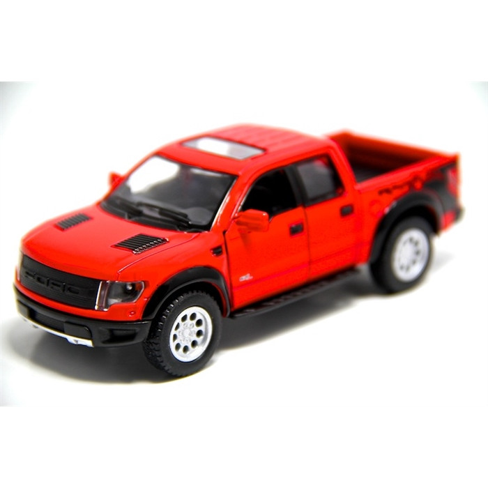 Игрушечная машинка металлическая Kinsmart КТ5365 FORD F-150 Красный