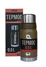 Термос Tramp Expedition Line 0,5 л оливковий (довічна гарантія)