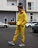 Спортивный костюм на флисе бежевый, фото 9