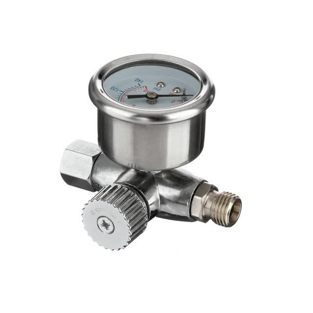 """Регулятор тиску повітря, 1/4"""" INTERTOOL PT-1423"""