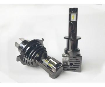 LED лампы Bluestar LED F1 H4 Hi/Low (5500K)