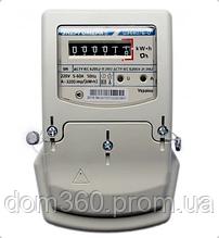 Счетчик электрический Энергомера ЦЭ 6807Б-U К 1,0 220В 5-60А М6Ш6