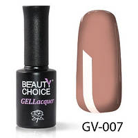 Гель-лак Beauty Choice GV-007, 10 мл