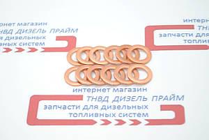 Шайба (кільце) мідна 30 х 38 х 1,5 мм, фото 2
