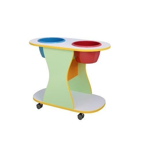 Столик для гри з  піском і водою
