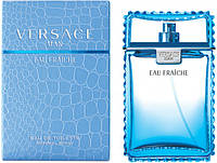 Мужская туалетная вода Versace Man Eau Fraiche 100 ml Версаче Мен Фреш мужской парфюм духи мужские