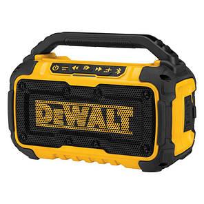 Колонка портативная аккумуляторная Bluetooth DeWALT DCR011, фото 2