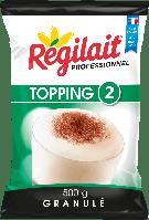 Сухое молоко в гранулах Regilait Topping 20% 500g