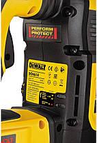 Перфоратор аккумуляторный бесщеточный SDS-MAX DeWALT DCH614N, фото 2