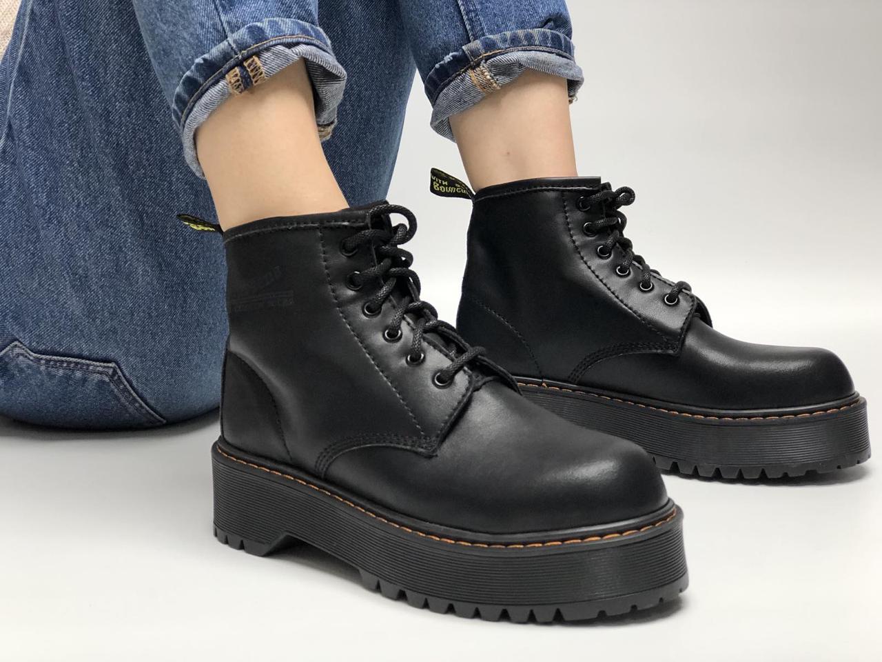 Жіночі черевики Dr. Martens Jadon Mid (Демі). [Розміри в наявності: 37,38]