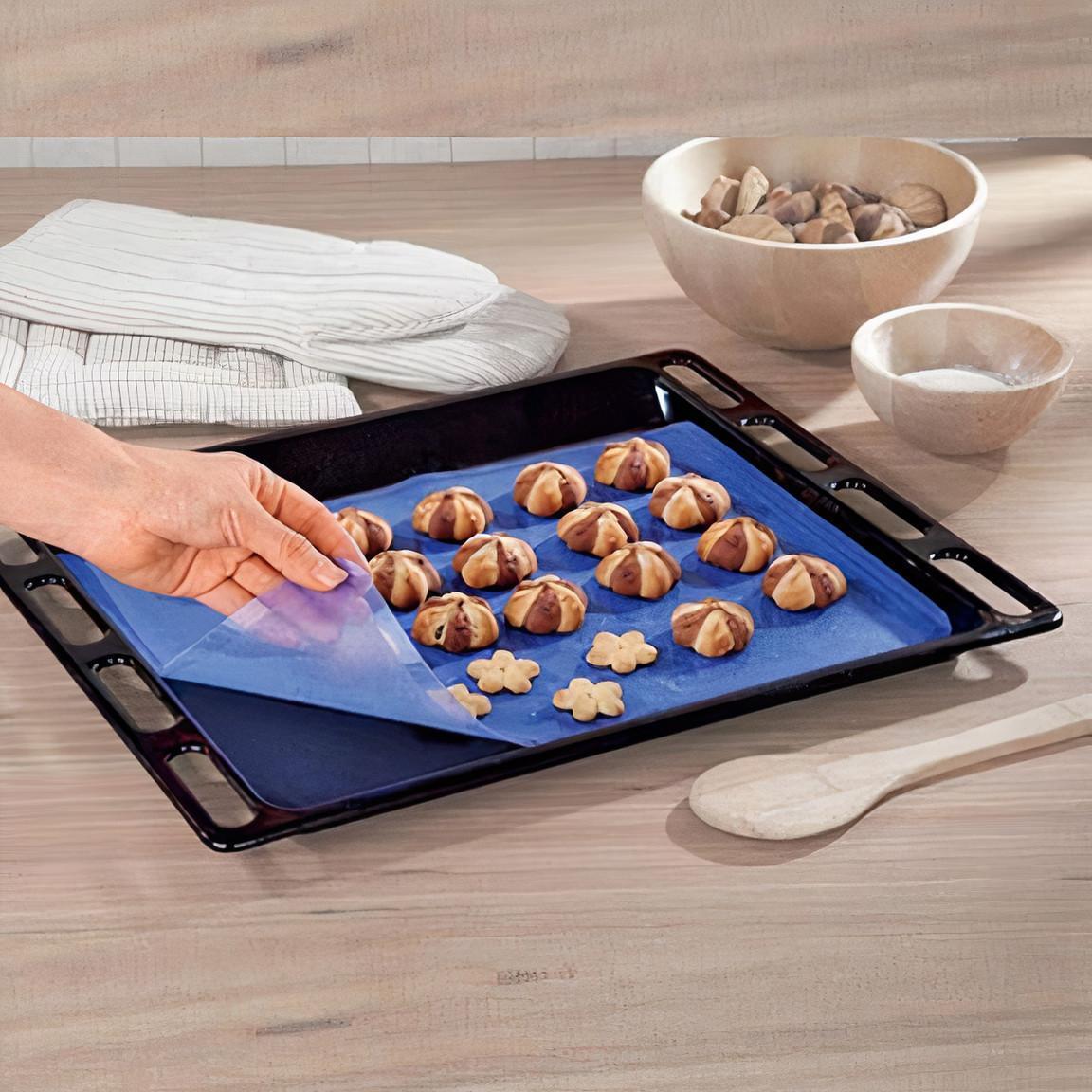 Силіконовий килимок для випічки