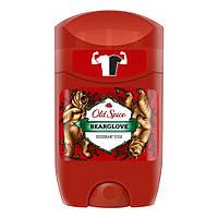 Дезодорант-стик для мужчин Old Spice Bearglove 50 г (4015600862640)