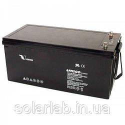 Акумуляторна батарея Vision FM 12V 200Ah