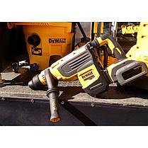 Перфоратор аккумуляторный бесщеточный SDS MAX DeWALT DCH733X2, фото 3