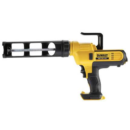 Пистолет для герметиков акумуляторный DeWALT DCE560N, фото 2