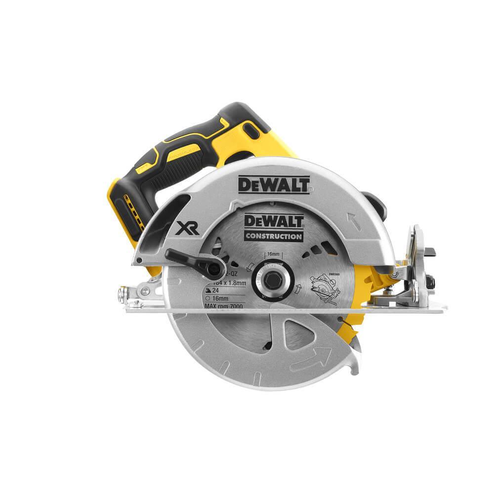 Пила дисковая аккумуляторная DeWALT DCS570N