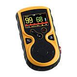 Компактный пульсовой оксиметр для больниц и спасательных служб GIMA OXY100 Compact Pulse Oximeter for Hospital, фото 2