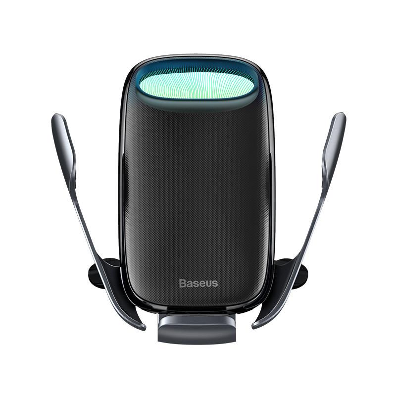 Держатель BASEUS Milky Way Electric Bracket Wireless Charger (15W)