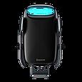 Держатель BASEUS Milky Way Electric Bracket Wireless Charger (15W), фото 3