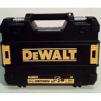 Дрель-шуруповёрт аккумуляторная бесщёточная DeWALT DCD777M2T, фото 3