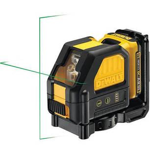 Уровень лазерный линейный DeWALT DCE088D1G, фото 2