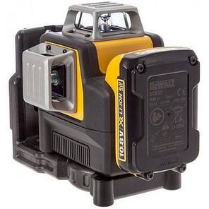Уровень лазерный линейный DeWALT DCE089D1R, фото 2