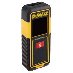 Дальномер лазерный DeWALT DW033, фото 2