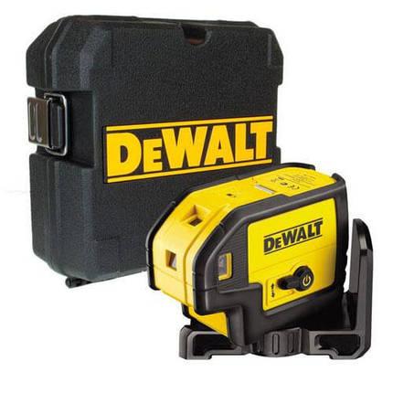 Уровень лазерный точечный DeWALT DW085K, фото 2